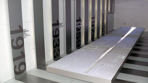 Музей БМВ - Зал истории BMW.