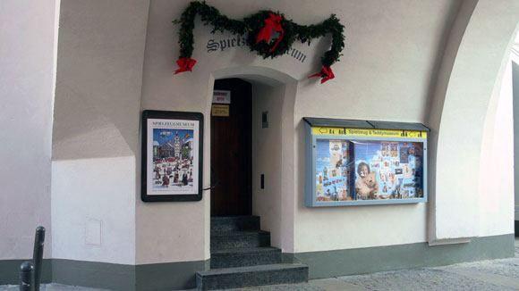 Старая Ратуша Мюнхена - Заходите в музей игрушки, увидите много интересного!