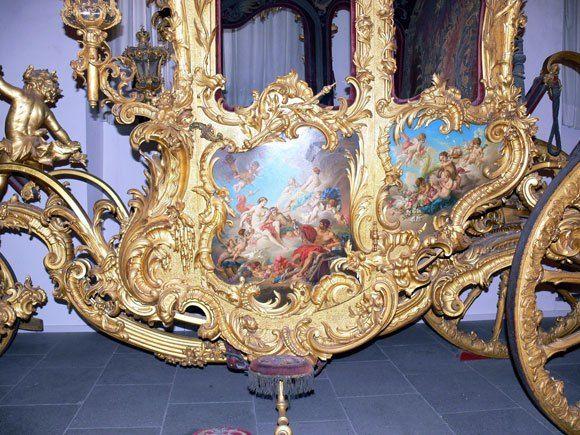 Музей карет Дворца Нимфенбург