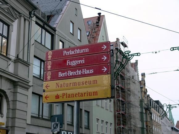 История Аугсбурга.