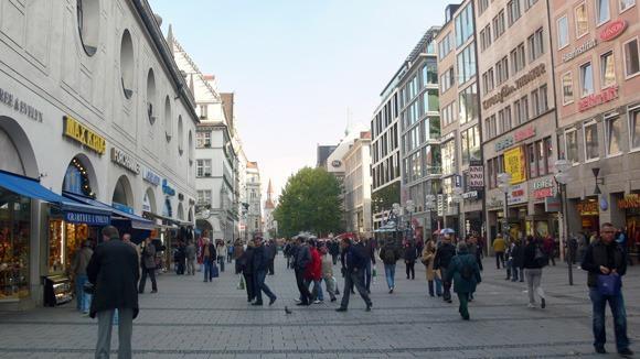 Один день в Мюнхене