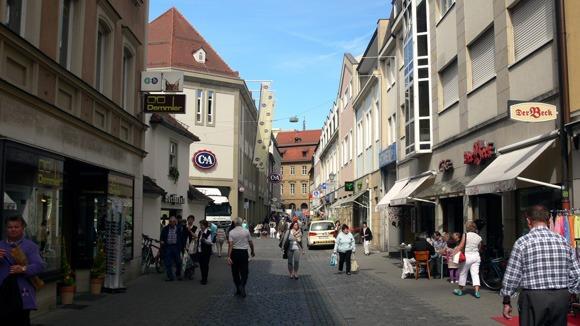 Экскурсия в Бамберг