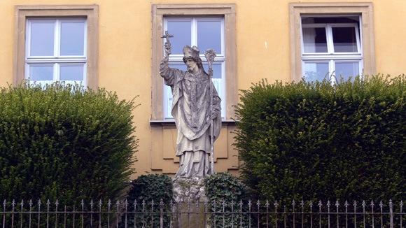 Экскурсия в Бамберг. Бамбергские памятники.