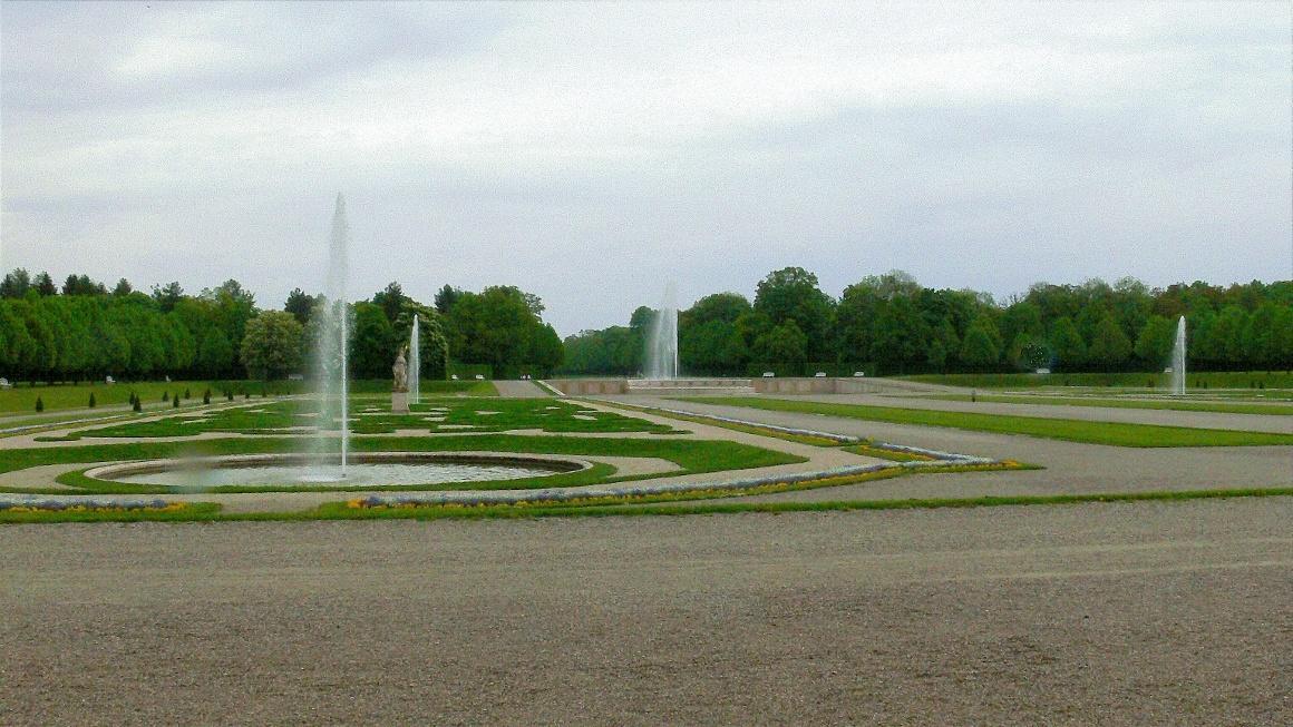 парк шлайссхайм
