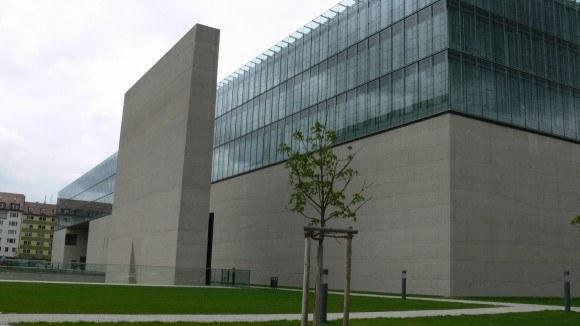Мюнхен. Музейный квартал. Государственный музей египетского искусства.