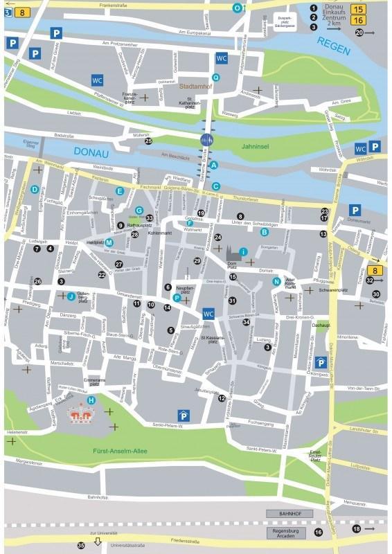 regensburg 18 stadt