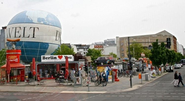 berlin 17 bus