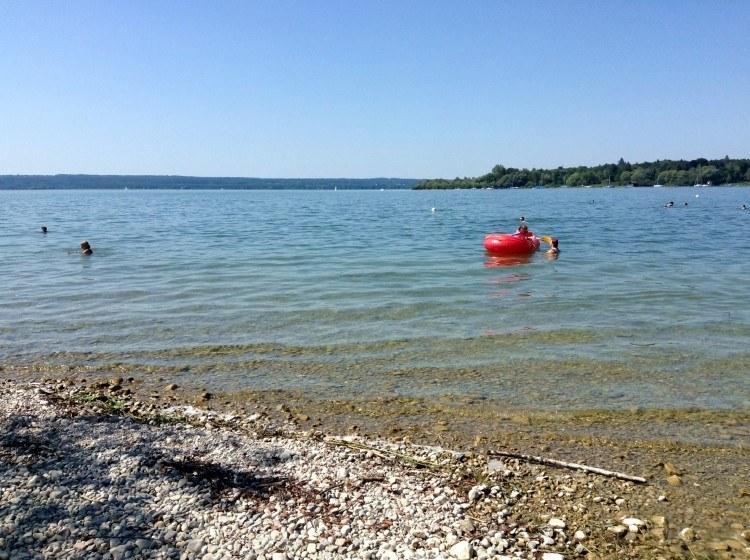 Озеро Аммерзее