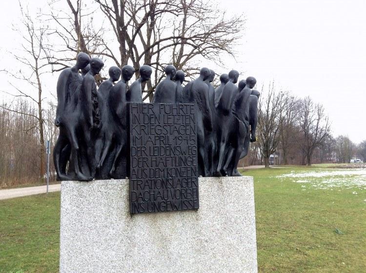 Памятник «Марш смерти»