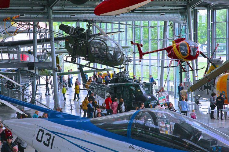 Вертолетная группа.