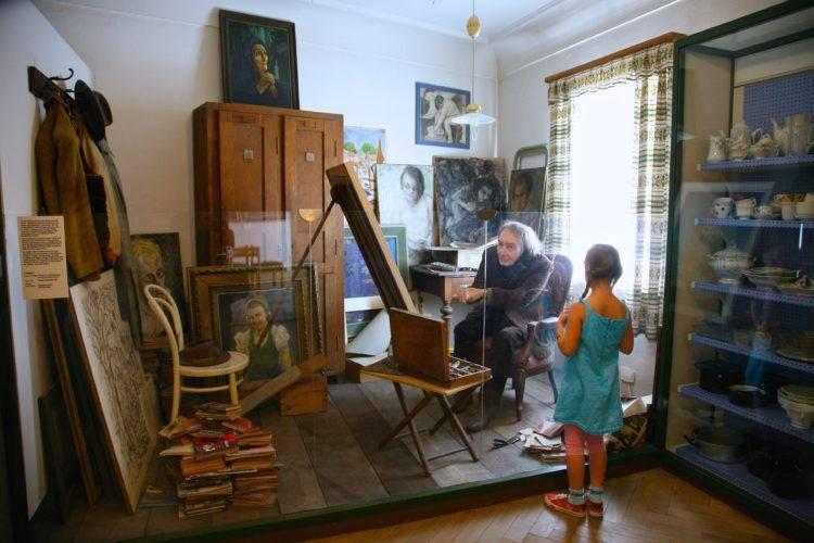 pars 17 museum