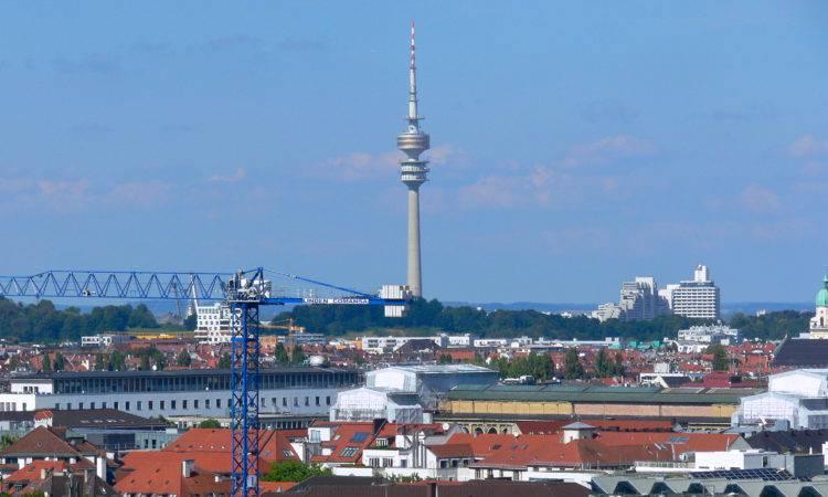 Олимпийская башня.