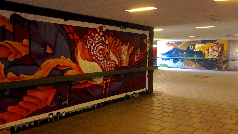 Граффити в Мюнхене