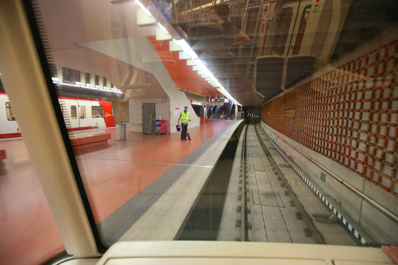 Станция «Friedrich-Ebert-Platz»