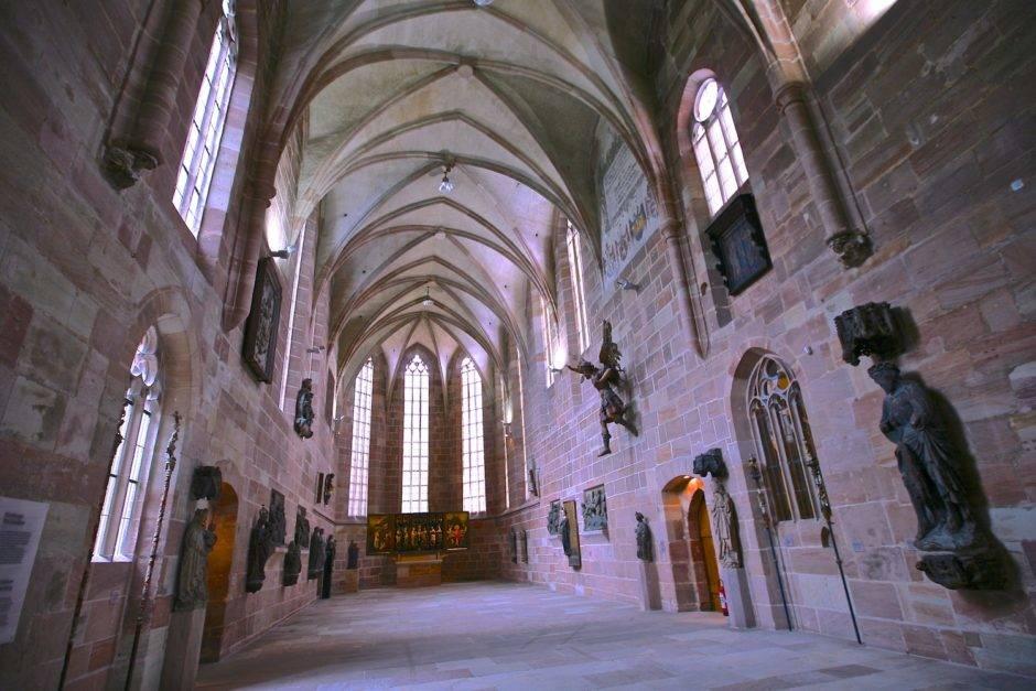 Церковь картезианского монастыря