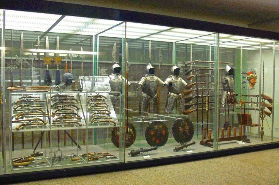 Оружие и доспехи XVII века