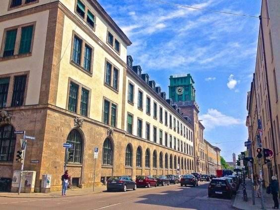 Мюнхенский Технический Университет