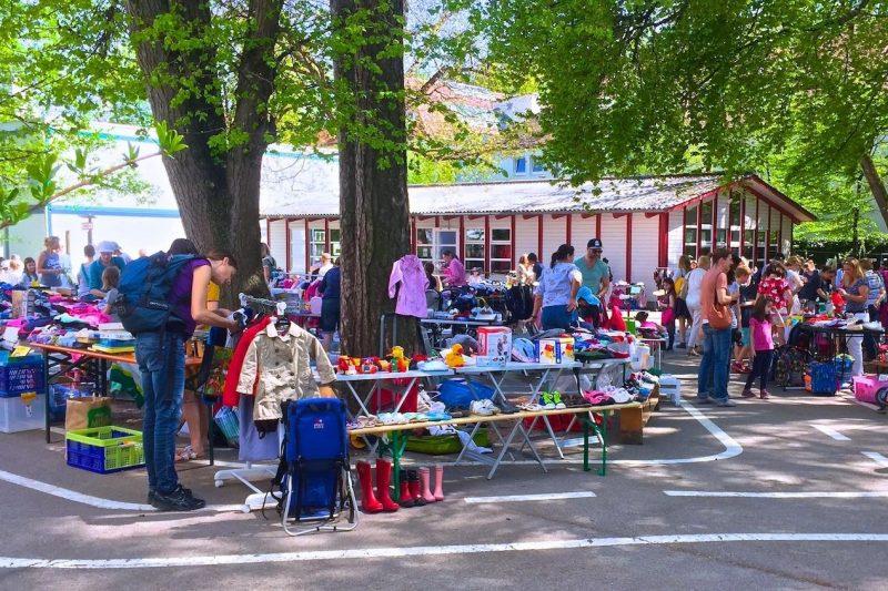 Блошиный рынок (Flohmarkt)