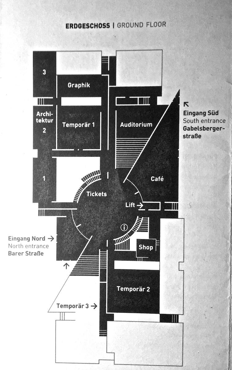 pinakothek 10 modern