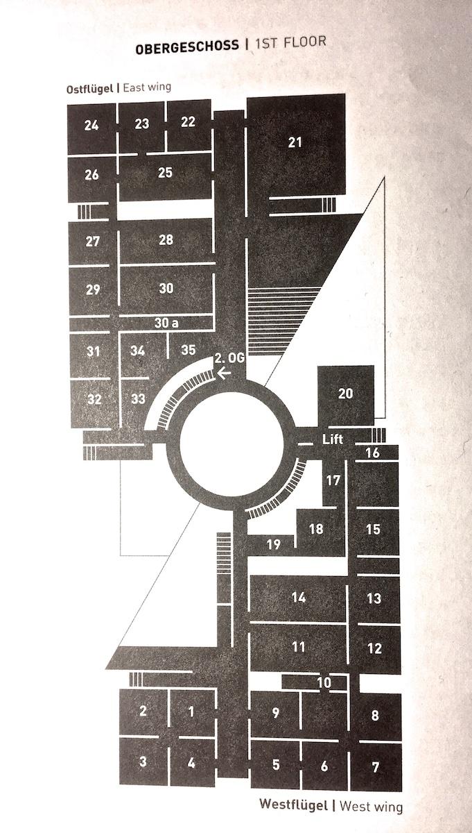 pinakothek 12 modern